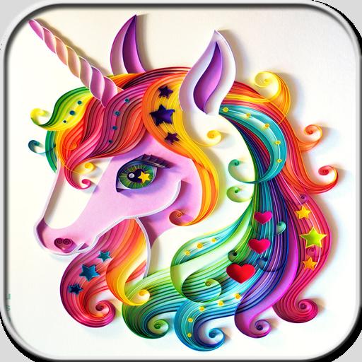 Quilling Design 遊戲 App LOGO-硬是要APP