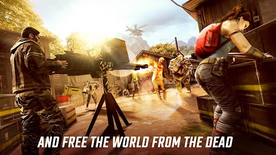 DEAD TRIGGER 2 - Zombie Game FPS shooter Screenshot