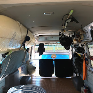 ハイエースバン  DX1型スーパーロングのカスタム事例画像 YKさんの2018年09月19日09:28の投稿