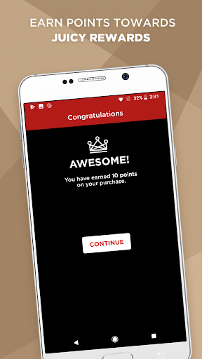Screenshot for Smashburger Rewards in United States Play Store