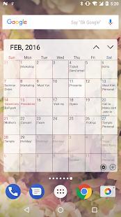 App AA Calendar (+ Memo & Anniversary) APK for Windows Phone