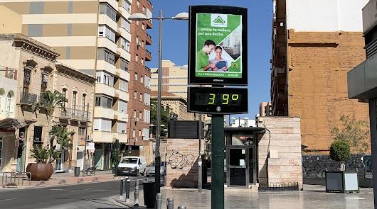 Almería disfruta del mes de junio más 'fresquito'