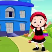 Romanian Girl Rescue Best Escape Game-375