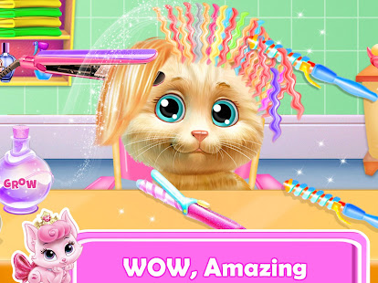 Pet Kitty Hair Salon Hairstyle Makeover For Pc Mac Windows 7 8 10 Free Download Napkforpc Com