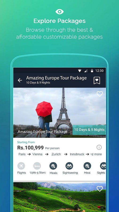 TravelTriangle - Holiday Travel & Tour Packages- screenshot