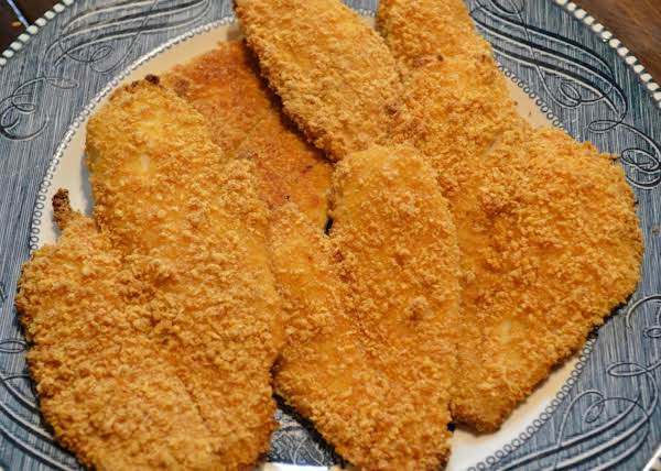 Oven Fried Fish Recipe