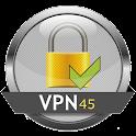 VPN45 icon