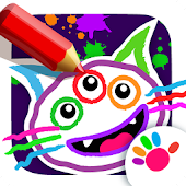 Drawing for Kids and Toddlers! Painting Apps!