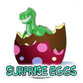 Surprise Eggs Toys For Kids