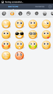 Face Emoticons Stickers screenshot 5