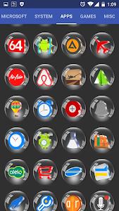 Glass 3D Icon Pack v2.3.0