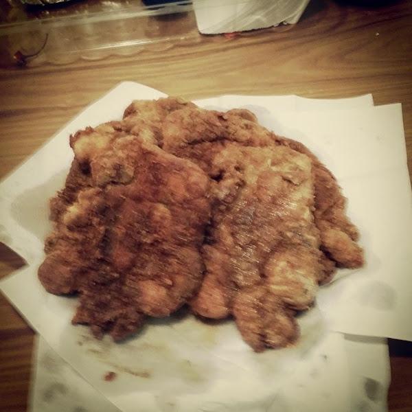 Suspended Diet Pork Chops, Iris Recipe