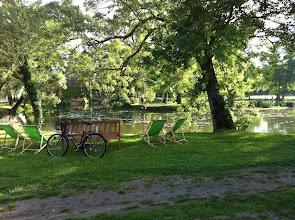 Photo: Parc du chateau de l'Islette