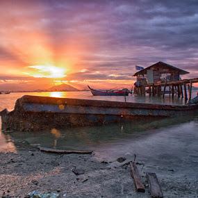 GOD CREATION  by Rose Malia II - Landscapes Sunsets & Sunrises