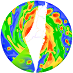 Rain Radar (Palestine) icon