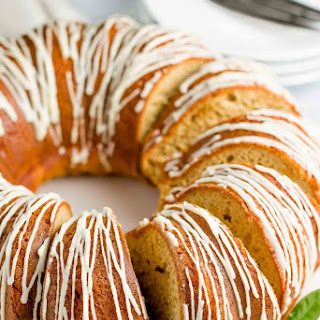 Healthy Orange Bundt Cake Recipe