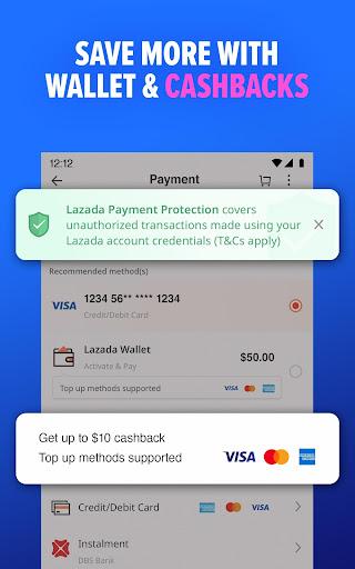 Lazada - Online Shopping & Deals screenshot 12
