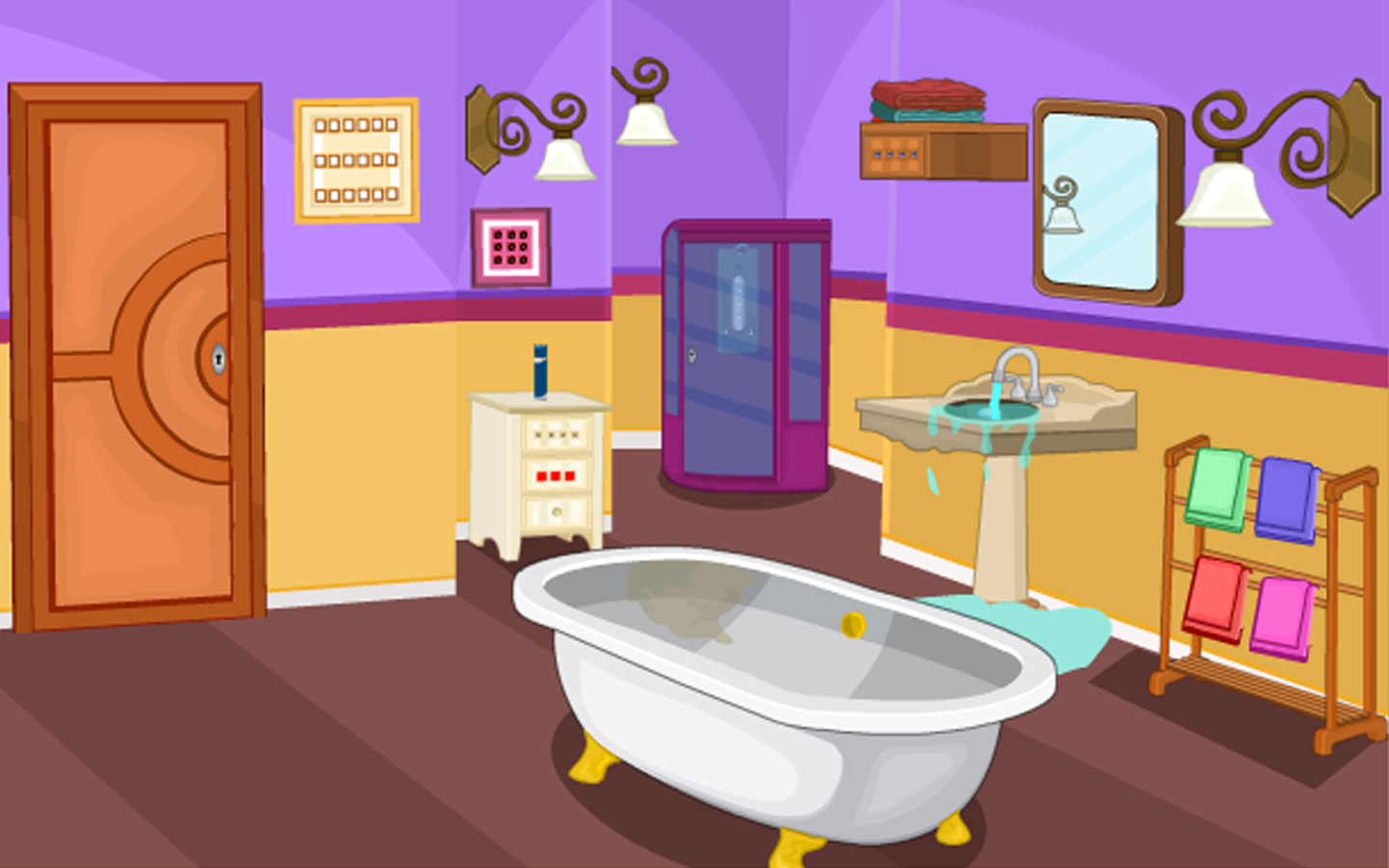 3d escape messy bathroom android apps on google play for Best bathroom finder app