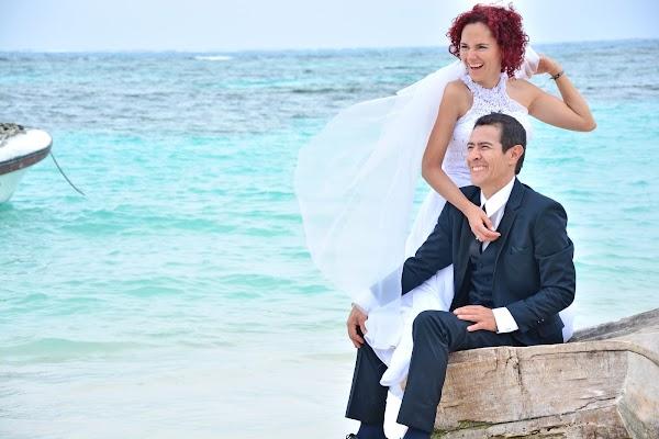 Fotógrafo de bodas René Ramírez (reneramirez). Foto del 12.09.2017