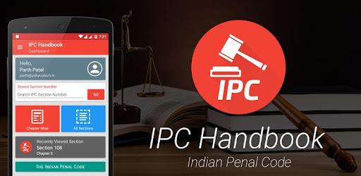 Indian Penal Code IPC Handbook for PC