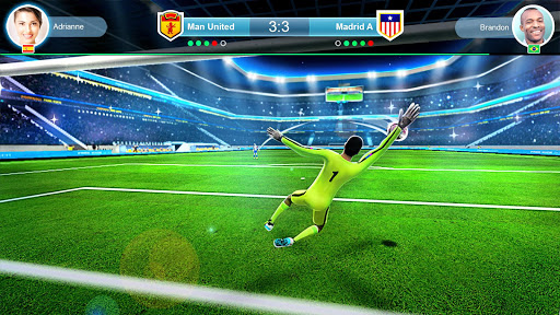FreeKick PvP Football 1.2.1 gameplay | by HackJr.Pw 4