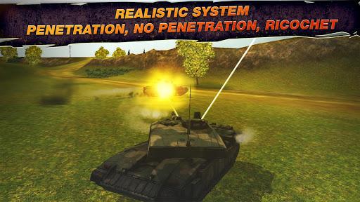 Wild Tanks Online 1.54.7. screenshots 1