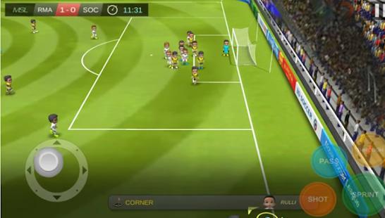 Tricks for Mobile Soccer League - náhled