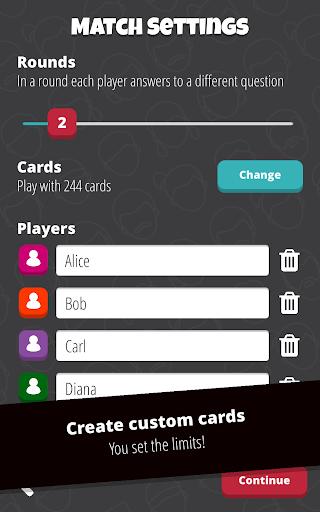 Noumi: Do you know your friends? 3.0.29 screenshots 2