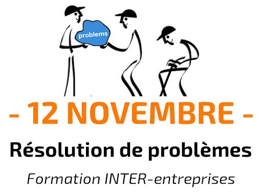 Formation Résolution de problèmes - INTER-entreprises lean