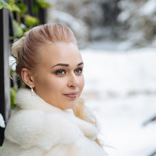 Wedding photographer Mikhail Rusanov (MuPy). Photo of 21.01.2017