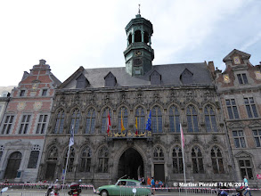 Photo: Grand Place de Mons