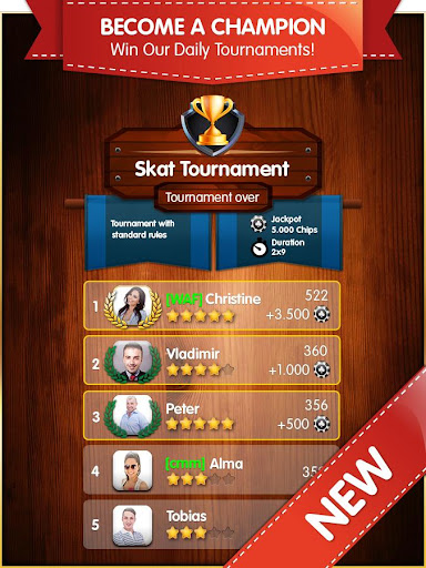 Skat (Free, no Ads) screenshots 14