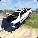 Crash Test Car Racing icon