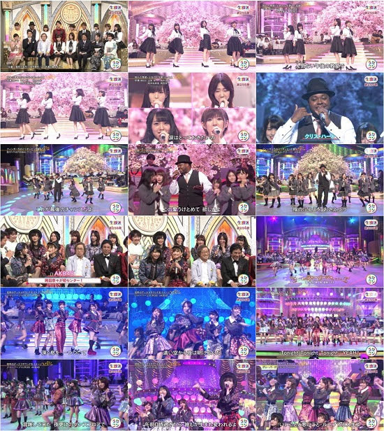 (TV-Music)(1080i) AKB48 Part – Utacon 180313