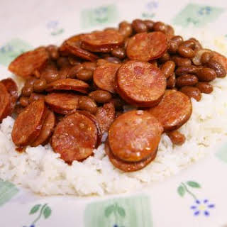 Red Beans & Rice.
