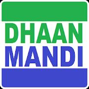 Dhaan Mandi (Crop Market)