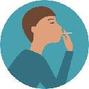 Smoking Wallpapers Theme Smoking New Tab Icon