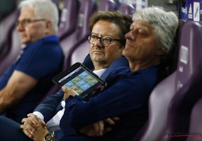 Deux témoins d'Anderlecht ont été auditionnés