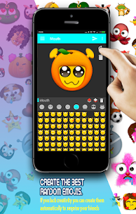 😜Emoji Maker: Create Emojis👾Smileys & Stickers🆓- screenshot thumbnail
