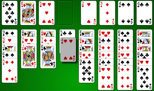 FreeCell Solitaire apkmind screenshots 4