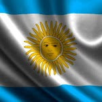 Football Argentina GO Keyboard