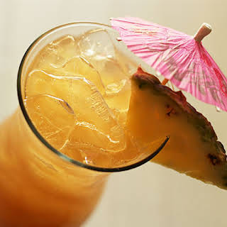 Tropical Cookie Cocktail.