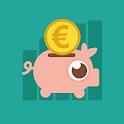 Eye on expenses icon