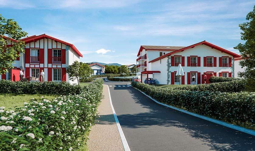 Cambo Les Bains - Avenue de Navarre