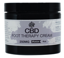 CBD Foot Therapy Cream