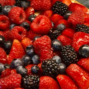 Berries by Lope Piamonte Jr - Food & Drink Fruits & Vegetables