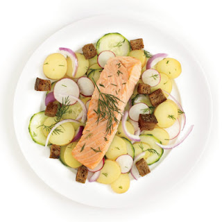 Scandinavian Salmon Recipe