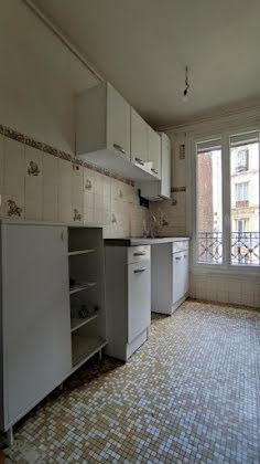 Vente appartement 3 pièces 46,5 m2