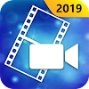 PowerDirector Video Editor App, Best Video Maker APK Icon