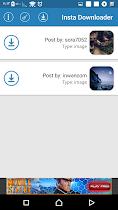 Insta Saver - screenshot thumbnail 03